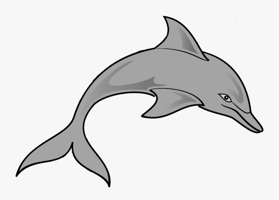 Pin Gray Clipart Ocean Animal - Ocean Animals Clipart, Transparent Clipart