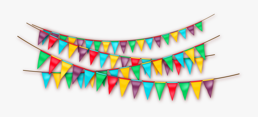 Ribbon Scroll Line Adobe - Firework Banner Png, Transparent Clipart