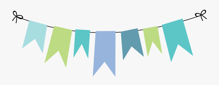 Monster Inc Party, Bunting Banner, Banners, Monsters - Transparent Background Party Banner, Transparent Clipart