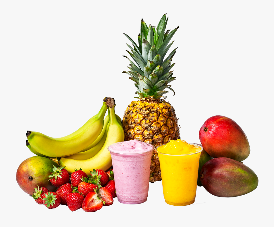 Smoothie Clipart School Food - Real Fruit Smoothies, Transparent Clipart