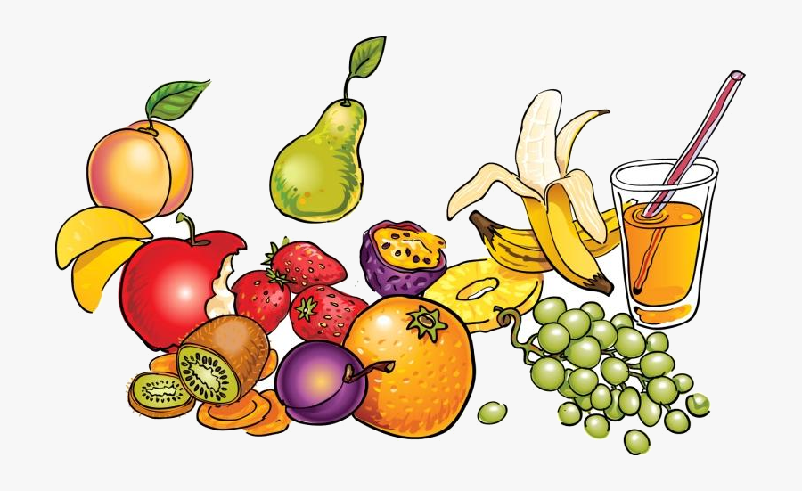 Healthy Food Pictures Clipart Library Free Images Transparent - Clip Art Healthy Food, Transparent Clipart