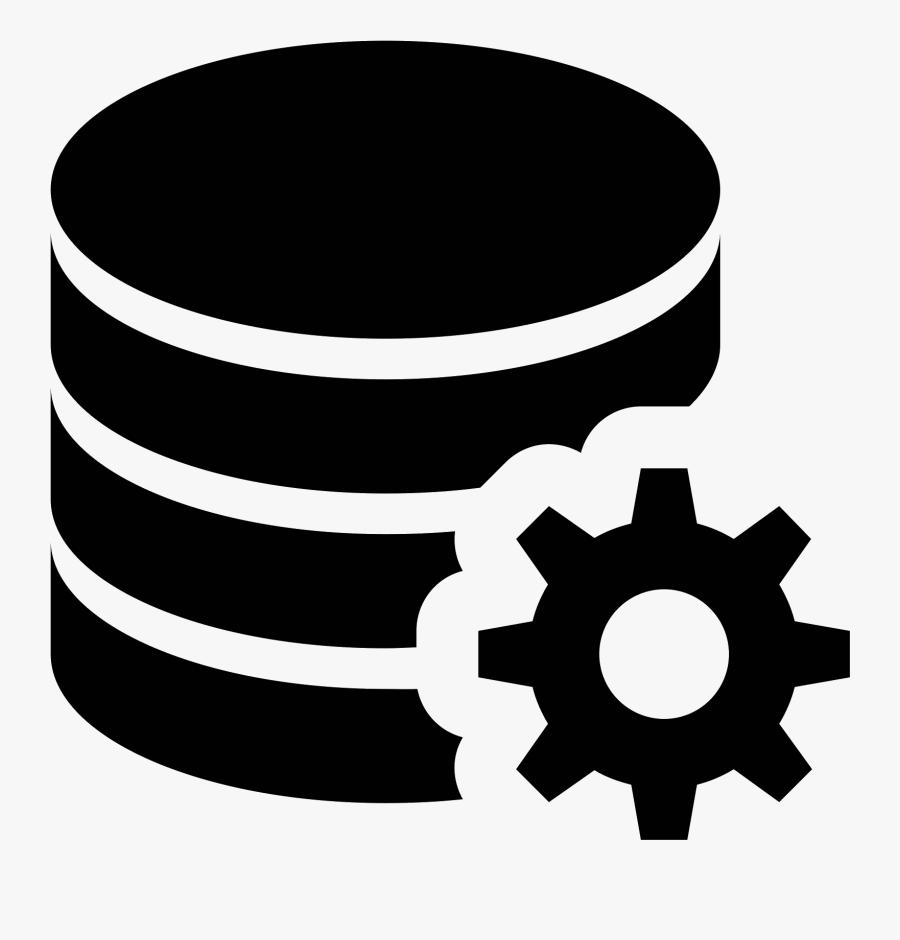 Database Clipart Database Management - Test Data Management Icon, Transparent Clipart