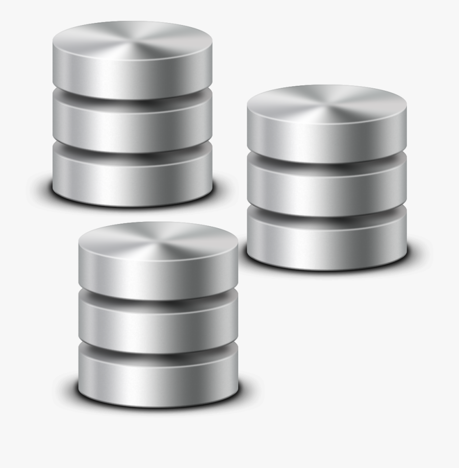 Server Database Icon - Server And Database Icon - Free Transparent PNG  Clipart Images Download