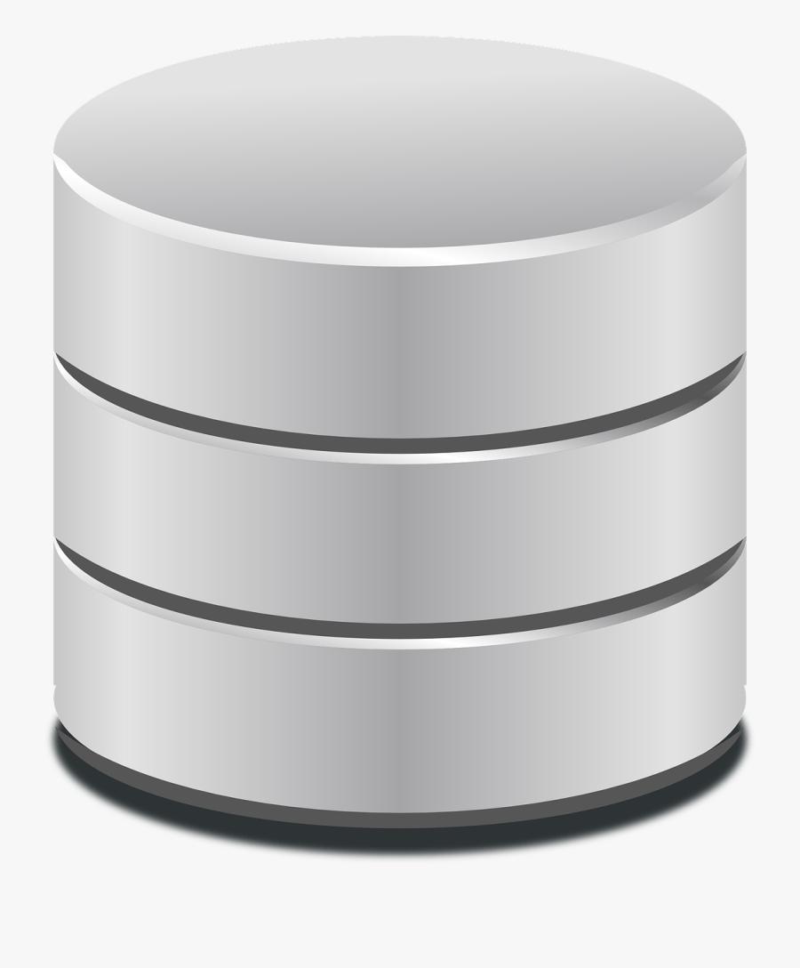 Sql Database Clipart - Database Icon Png Small , Free ...  Database Icon