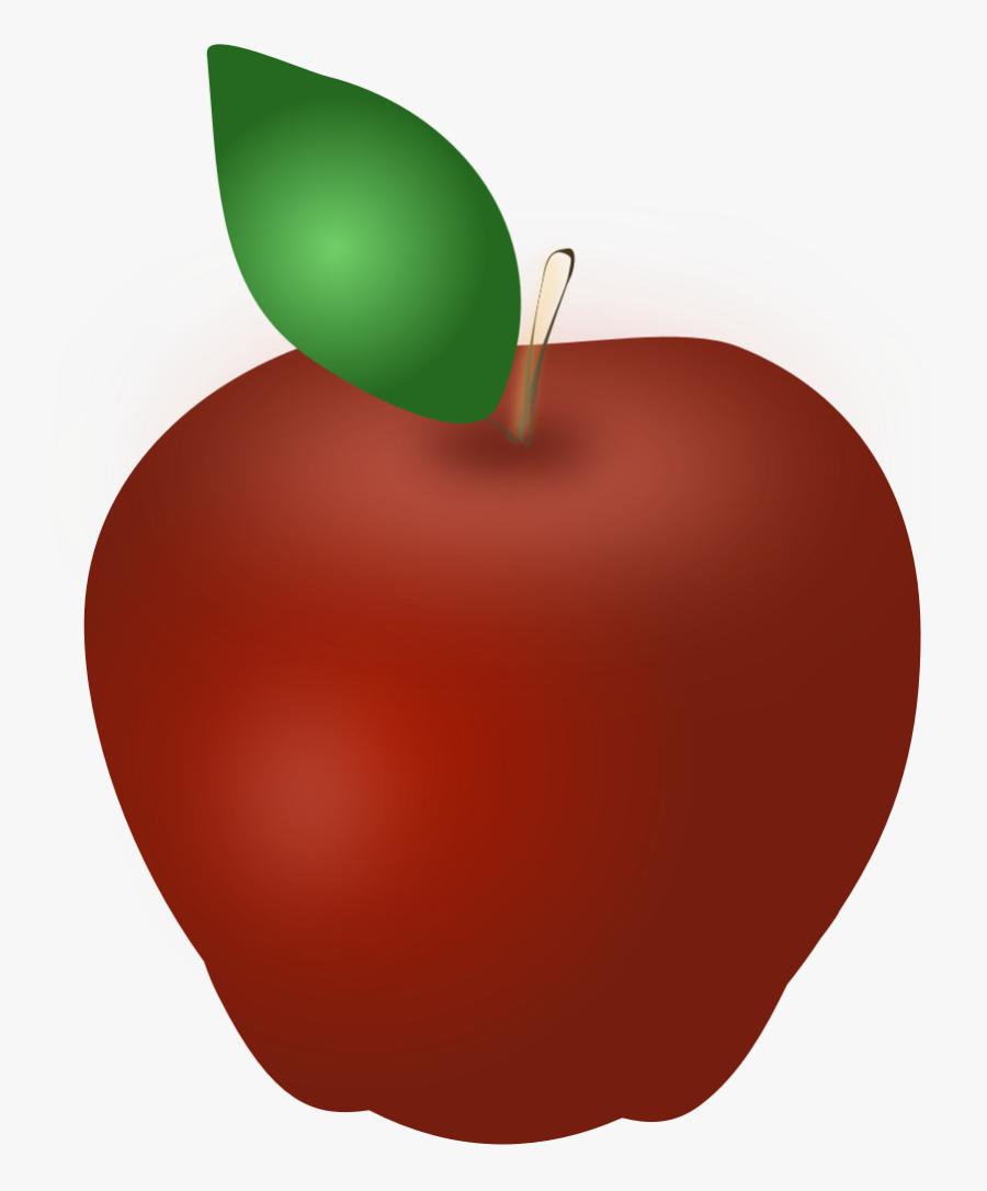 Top Ten Gambar Pohon Apel Merah Kartun