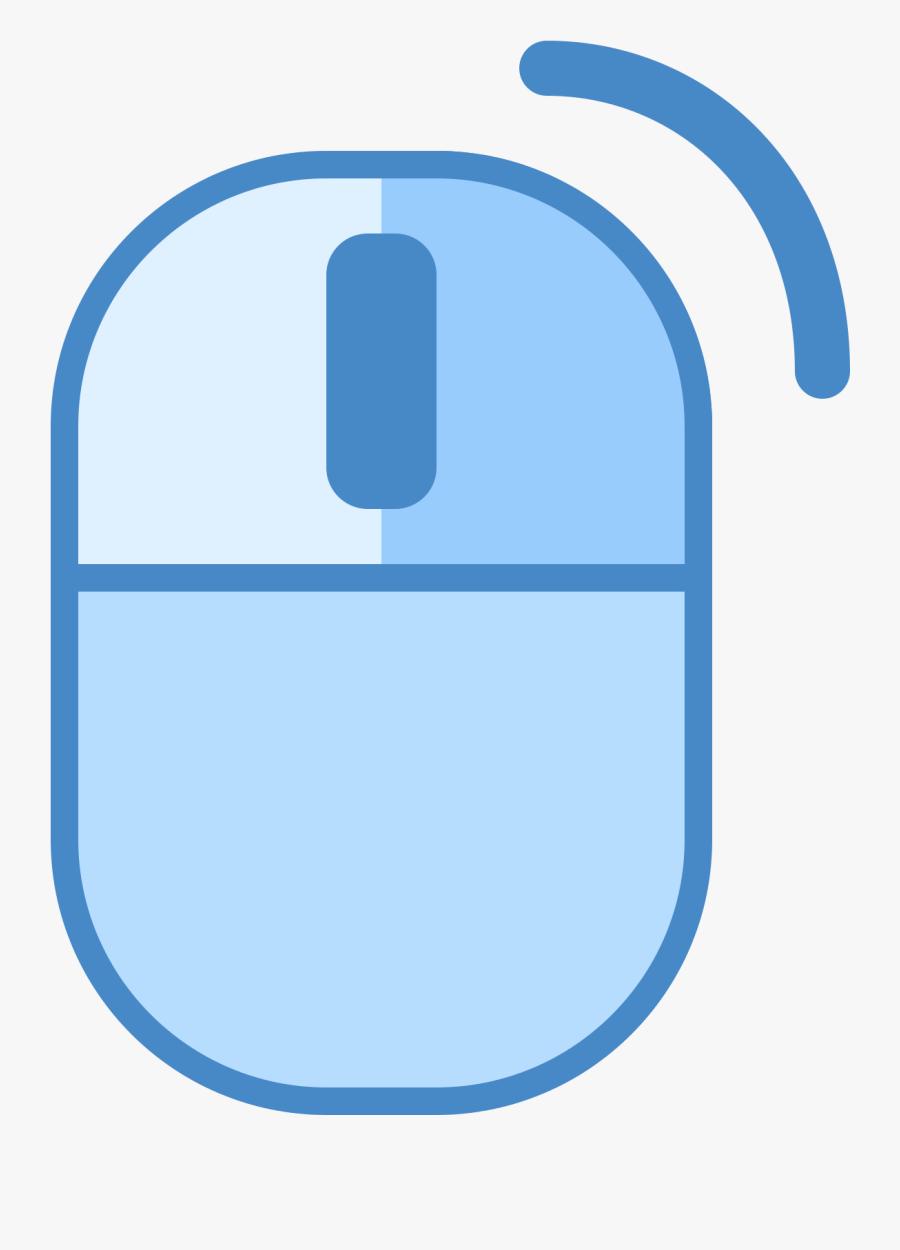 Pillar Ico Converter - Computer Mouse Right Click, Transparent Clipart