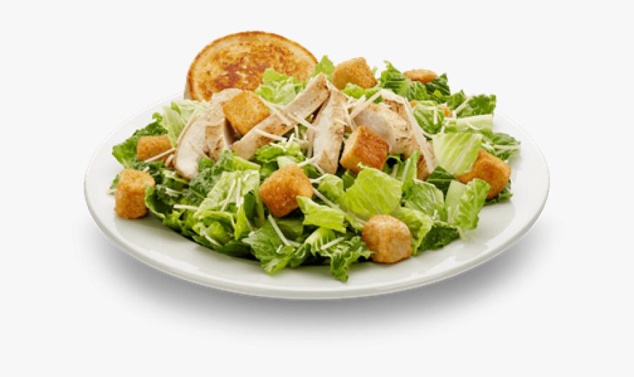 Transparent Salad Clipart Png - Chicken Caesar Salad Png, Transparent Clipart