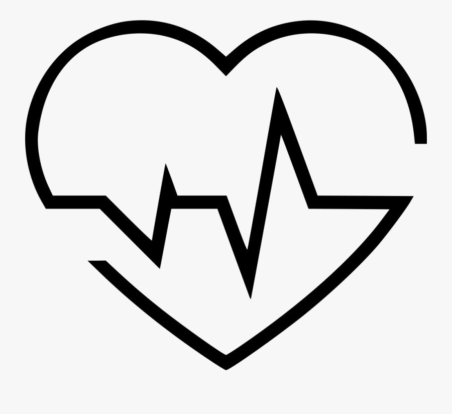 Heartbeat Png Png Stock - Heart Problems Clipart Transparent Background, Transparent Clipart