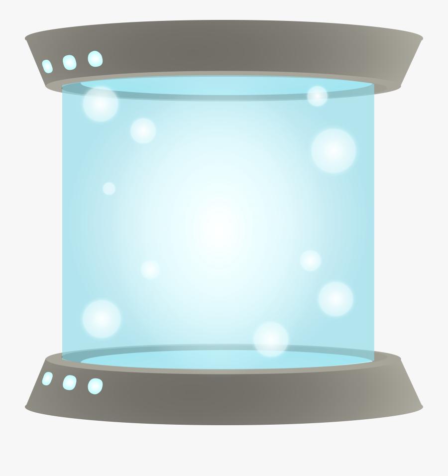 Quest - Clipart - Teleporter With Transparent Background, Transparent Clipart