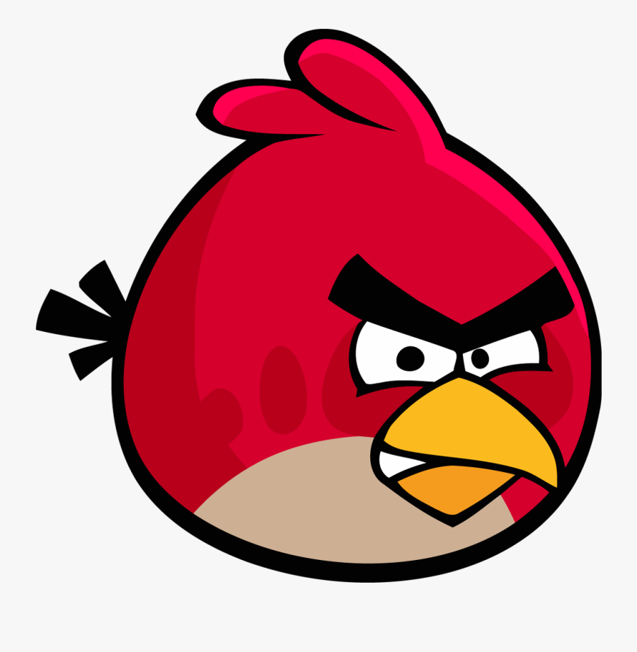 Red Angry Birds Game , Free Transparent Clipart - ClipartKey