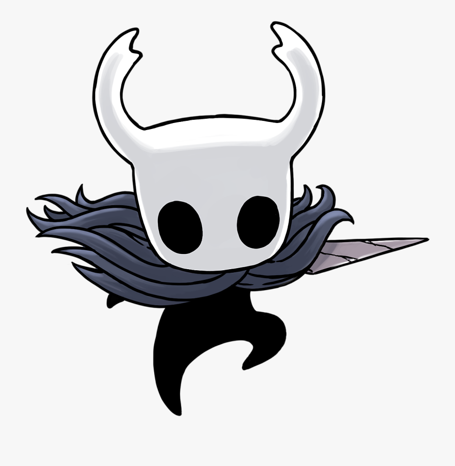 Knight Hollow Knight, Transparent Clipart