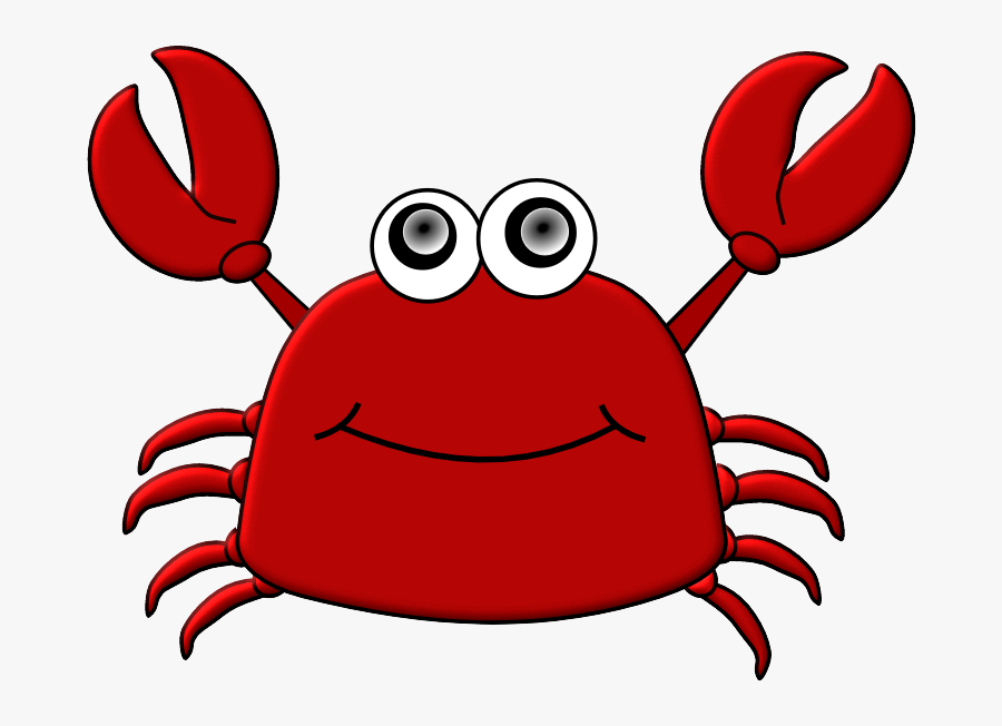 Collection Of Crab - Clipart Of Crab, Transparent Clipart