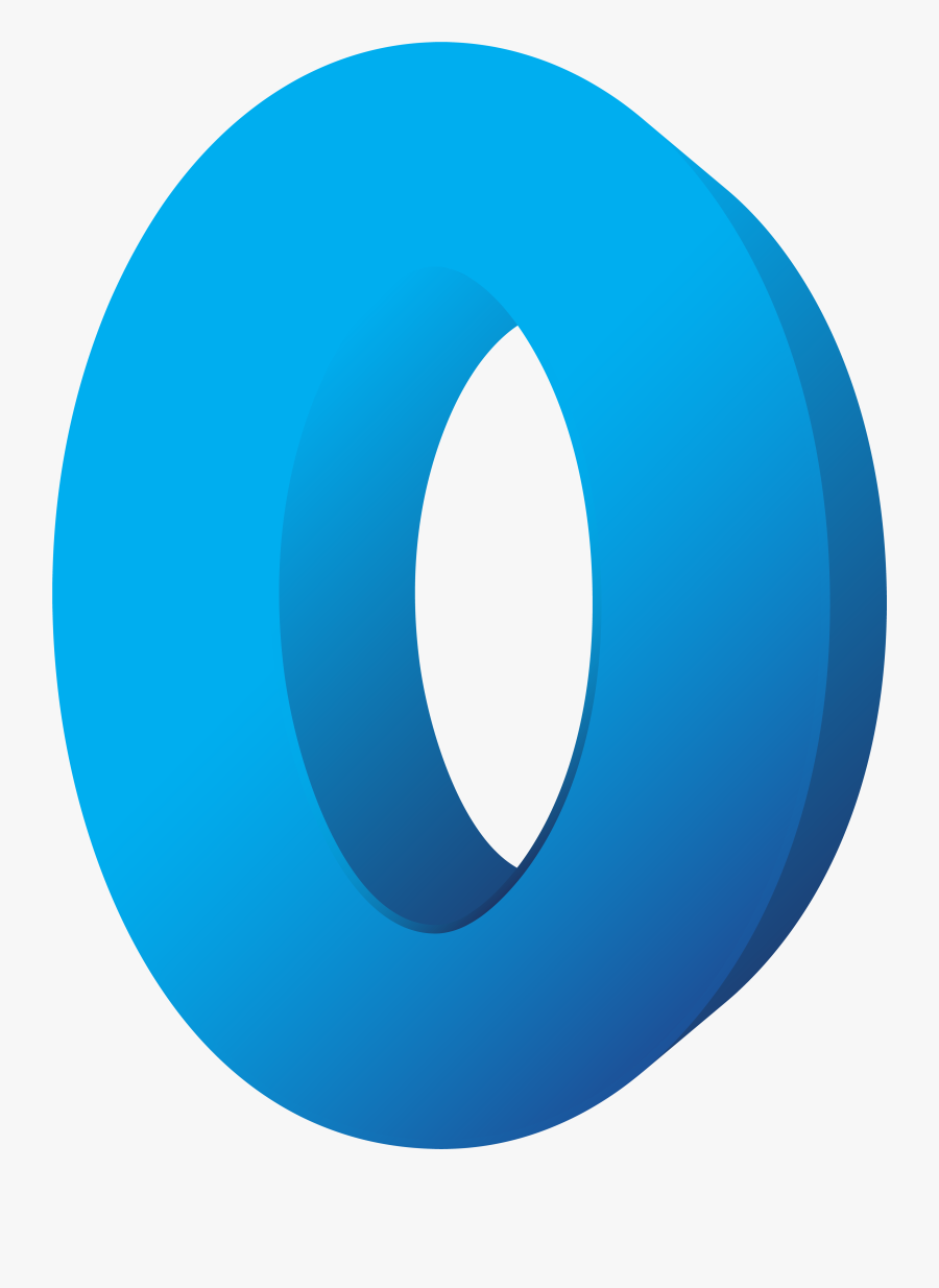 Zero Clipart Png , Png Download - Number Zero Transparent, Transparent Clipart