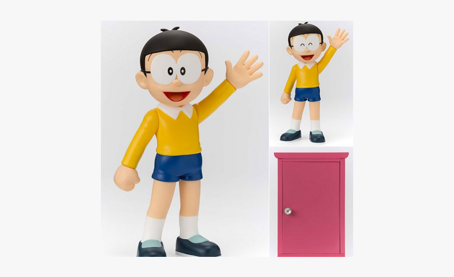 Nobita Clipart Figuarts Zero - Figuarts Zero Doraemon Nobi Nobita, Transparent Clipart