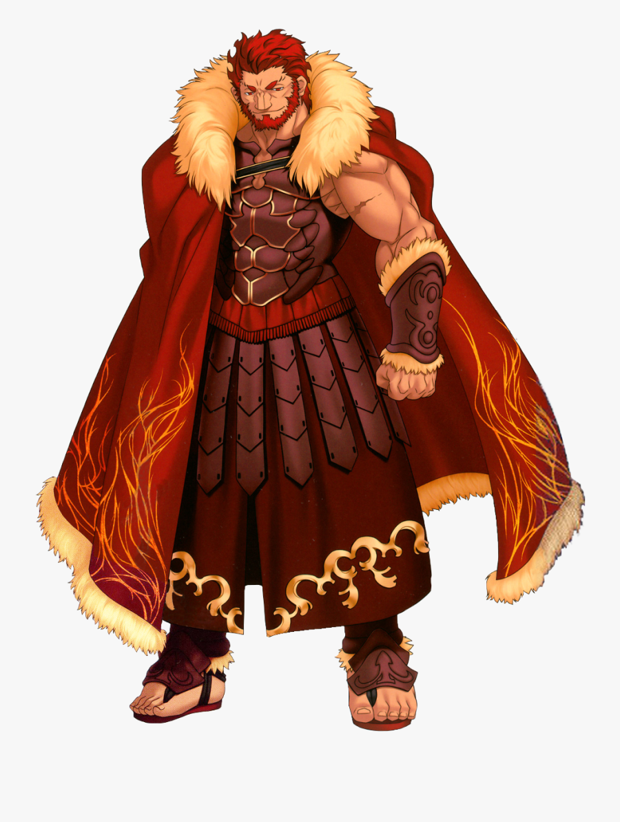 Character Of The Week - Fate Zero Alexander, Transparent Clipart