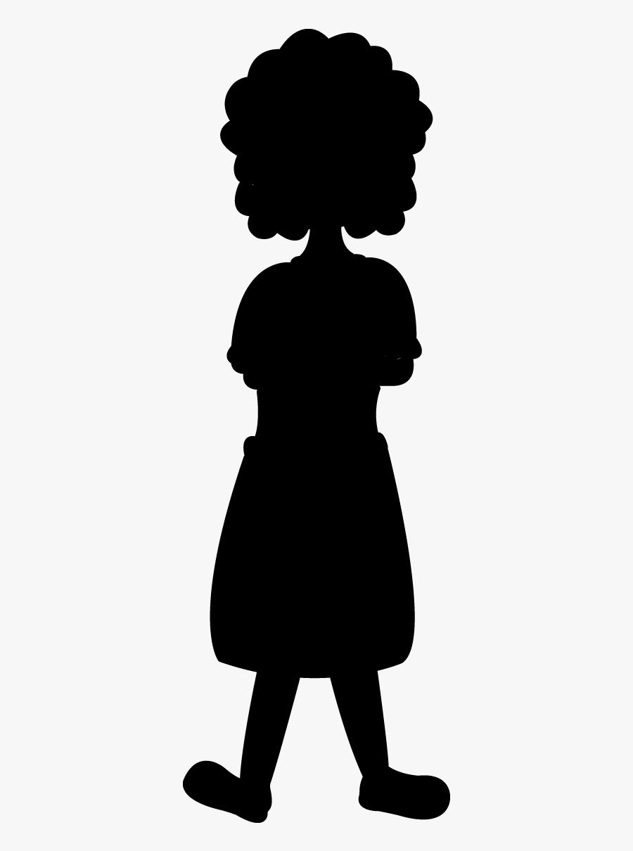Human Behavior Shoulder Clip Art Silhouette - Silhouette, Transparent Clipart