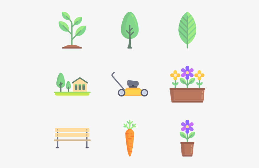 Name Clipart Gardening Tool - Flaticon Garden Tools, Transparent Clipart