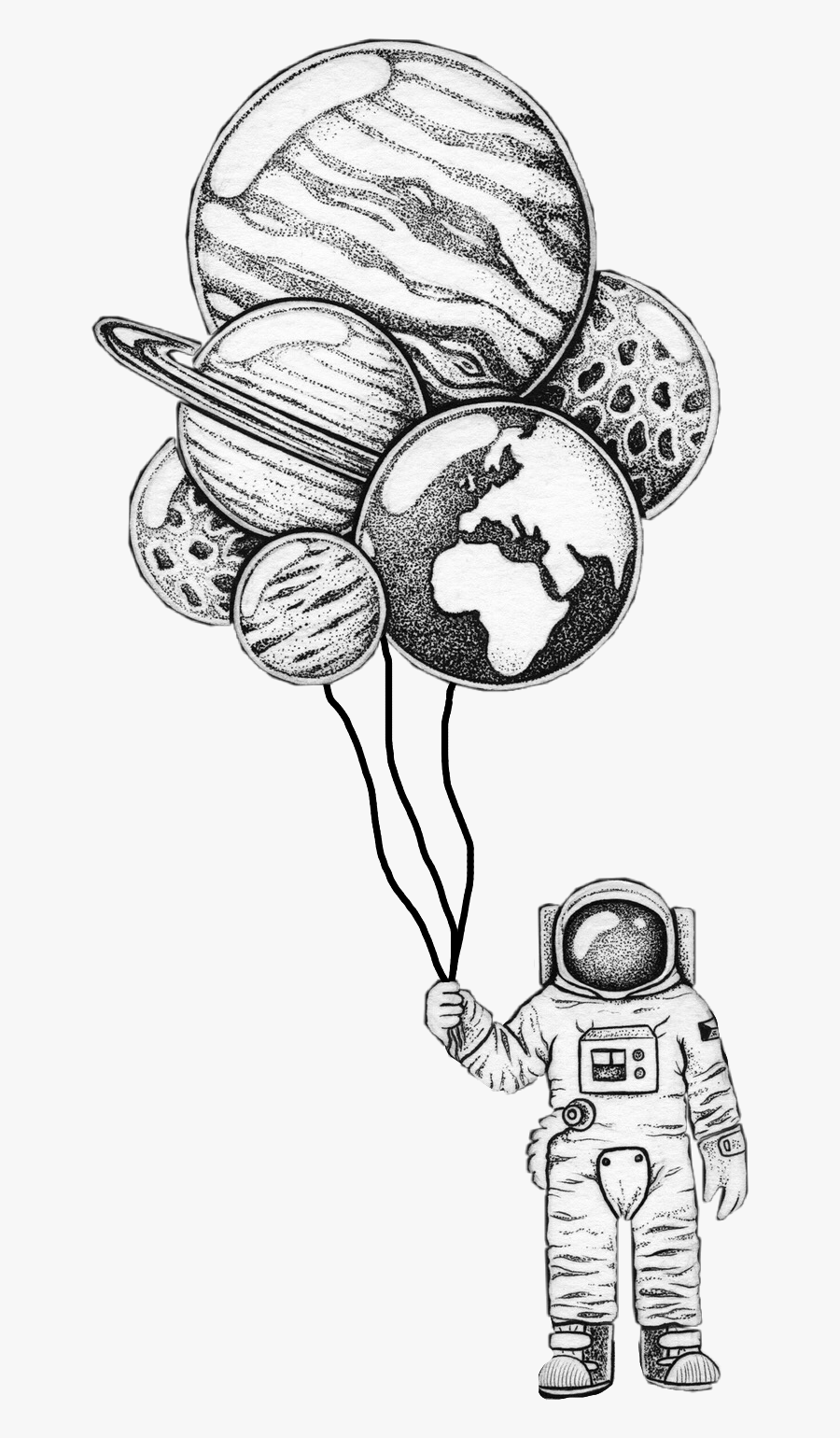 #space #astronaut #balloon #planet 🌏 #freetoedit ...