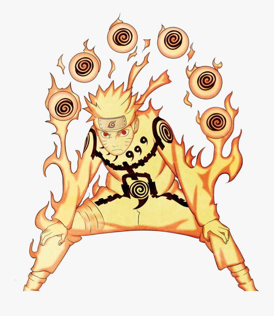 Naruto Akra Mode Png Clipart Naruto Bijuu Mode 1 Free Transparent Clipart Clipartkey