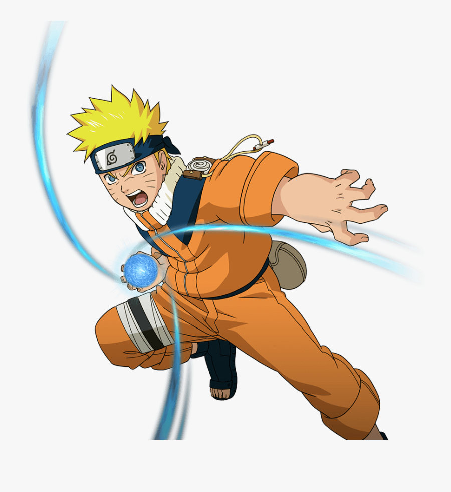 Naruto Run Png Clipart Transparent Stock - Never Go Back On My Word, Transparent Clipart