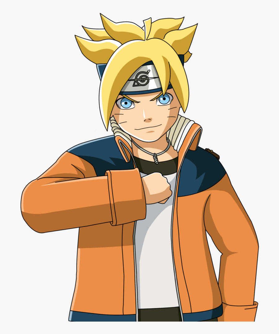 Transparent Naruto The Last Png - Anime Characters Transparent Background, Transparent Clipart