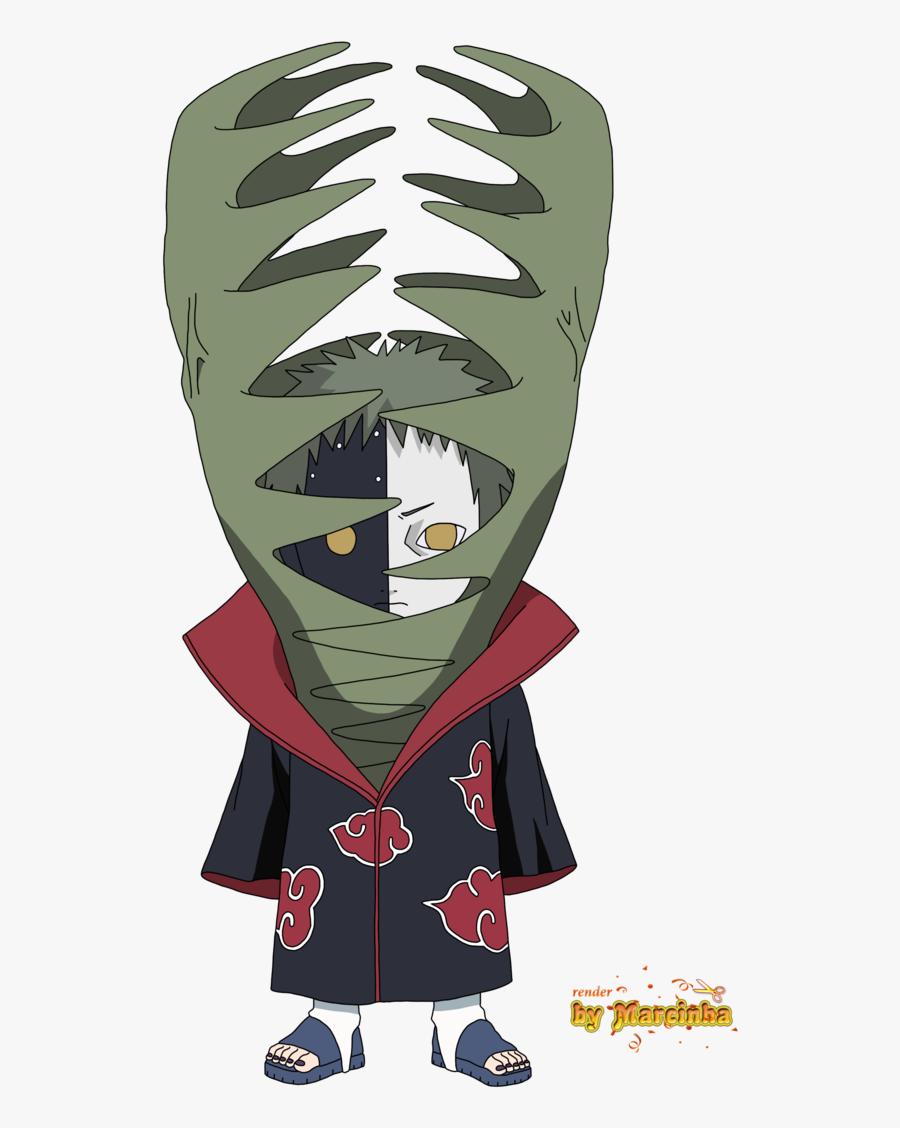 Naruto Pain Clipart Anime Chibi Maker - Chibi Itachi, Transparent Clipart