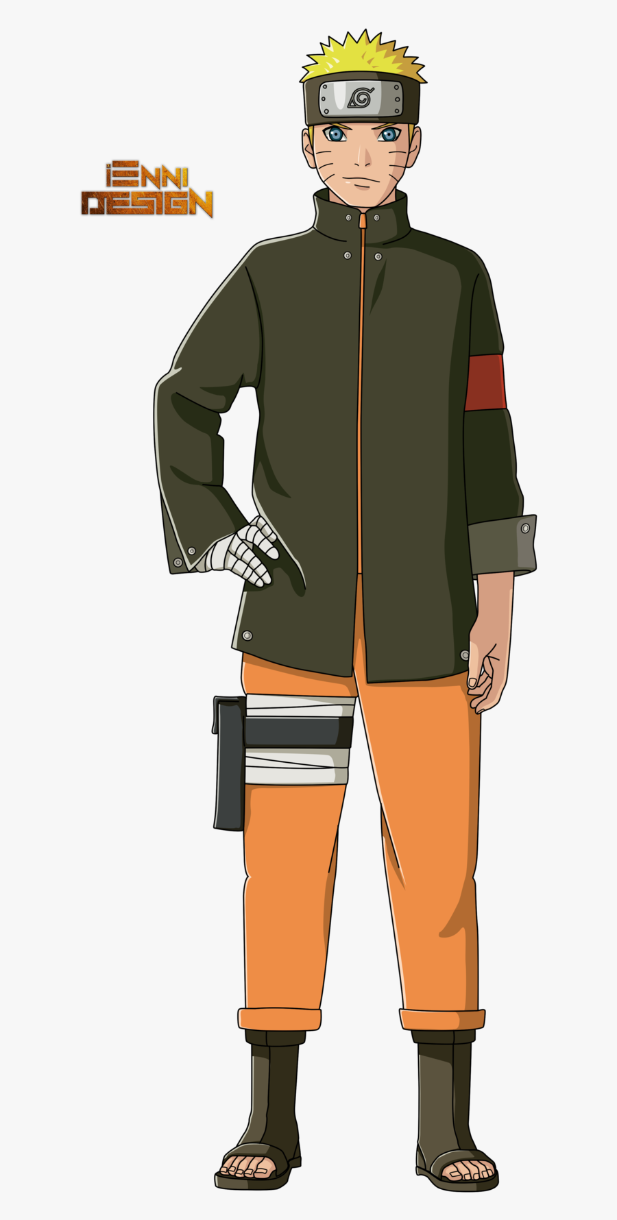 Download Naruto The Last Png Transparent For Designing - Naruto Uzumaki Naruto The Last, Transparent Clipart