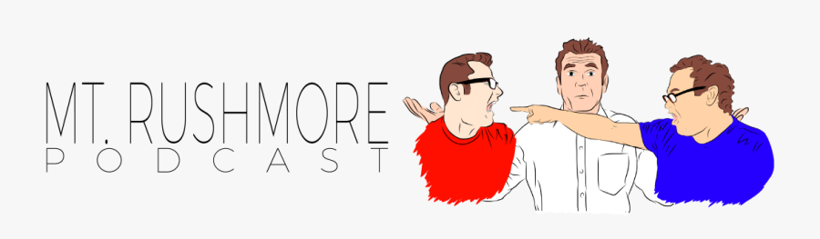 Rushmore Podcast - Cartoon, Transparent Clipart