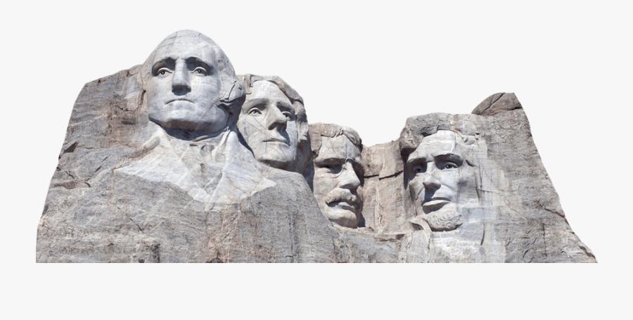 Mount Rushmore Transparent Background Image - Mount Rushmore, Transparent Clipart