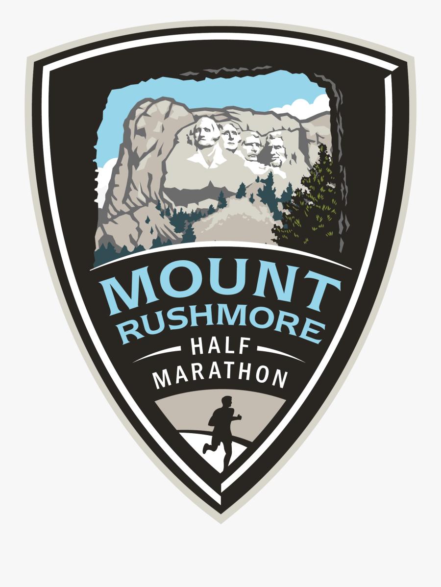 Rushmore Half Marathon Review - Mount Rushmore, Transparent Clipart