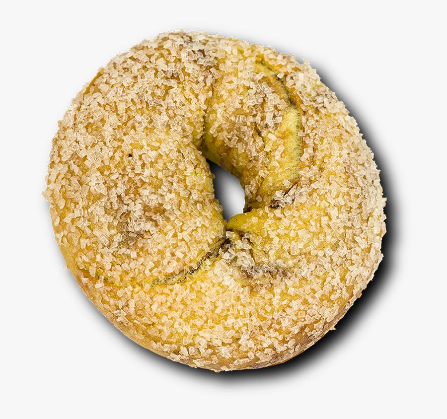 Transparent Bagels Png - Doughnut, Transparent Clipart