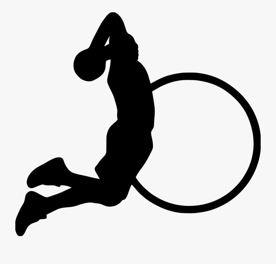 Powder Coated Yeti Rambler Tumblers And Ozark Trail - Black Basketball Logo Design, Transparent Clipart