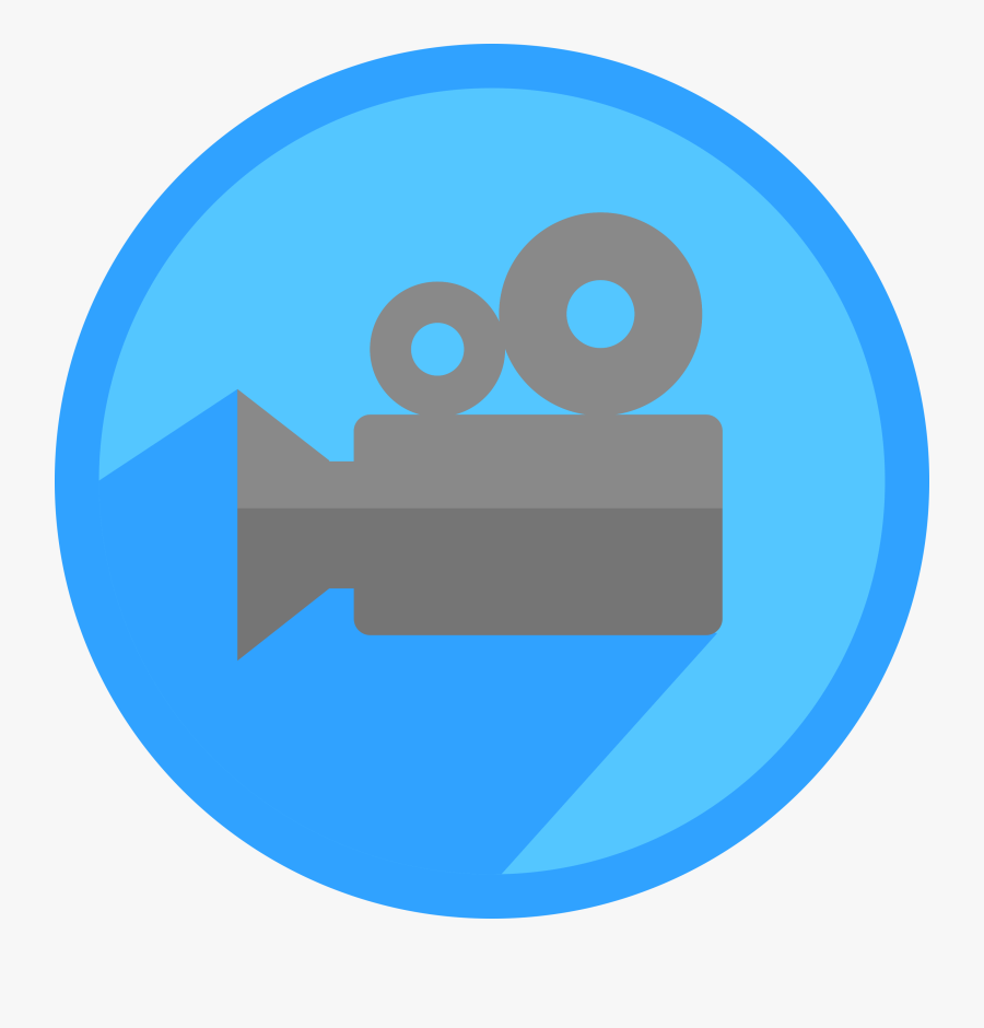 Video Recorder Png File - Video Icon Transparent Png, Transparent Clipart