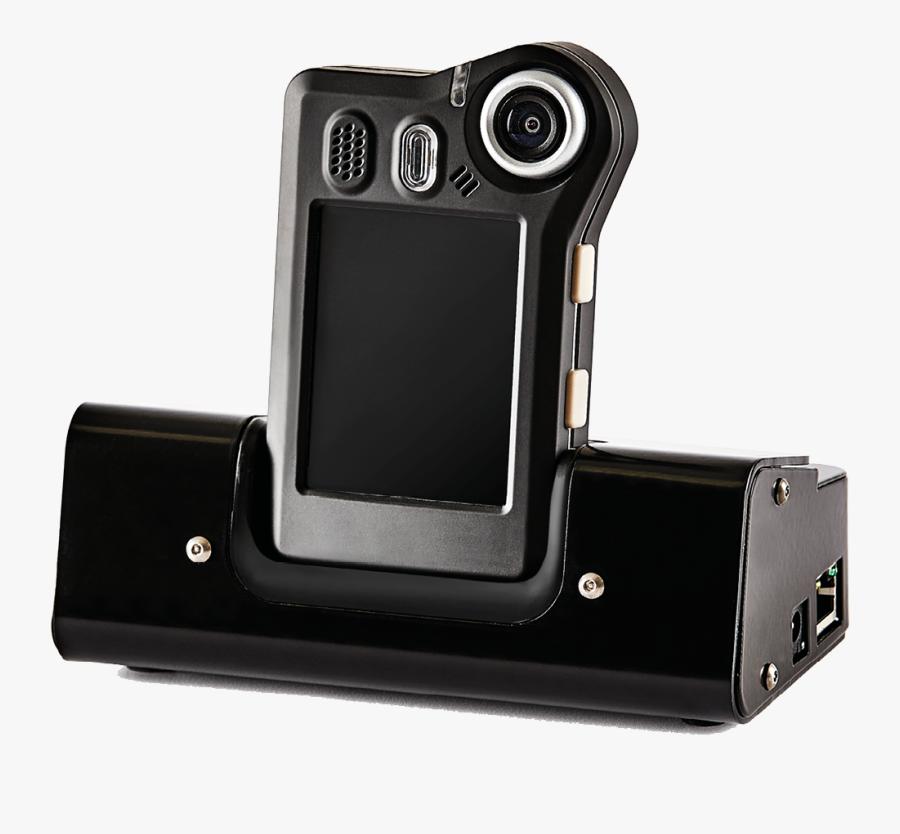 Transparent Recorder Clipart - Reflex Camera, Transparent Clipart