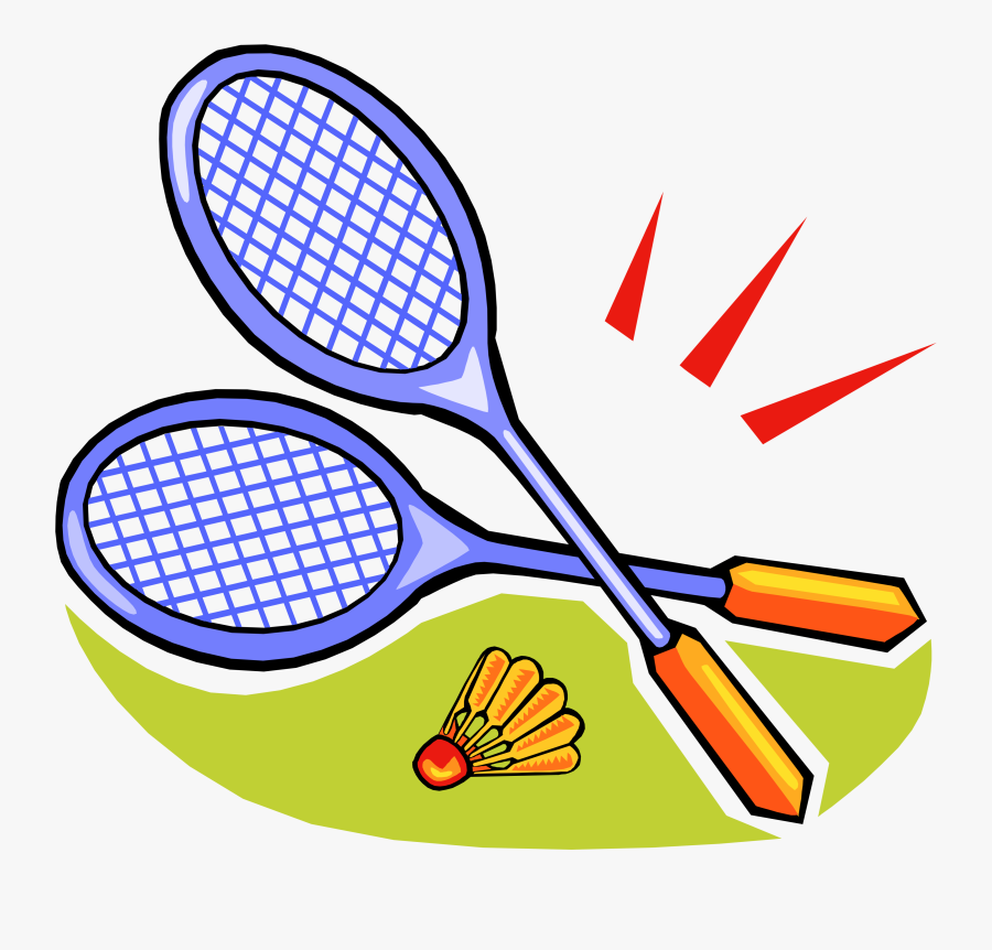 No Badminton Sports Hobby Junior Badminton - My Hobby Is Playing Badminton, Transparent Clipart