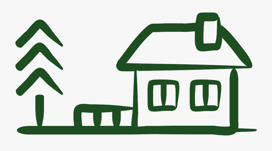 Chilcotts Farm Is A Hobby Small Holding - Farm, Transparent Clipart