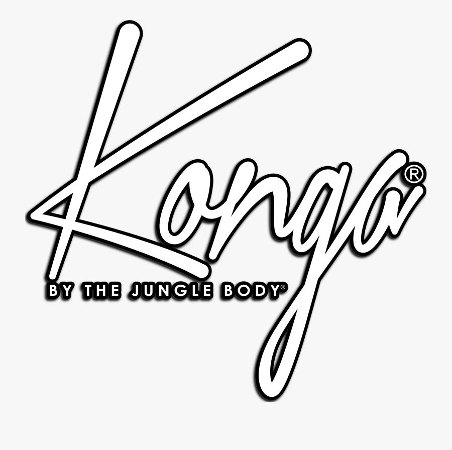 Konga The Jungle Body Logo, Transparent Clipart