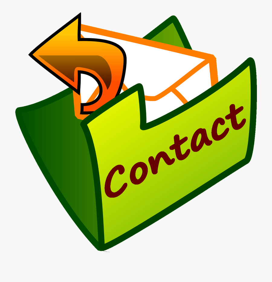 Contact Us Today - Outbox, Transparent Clipart