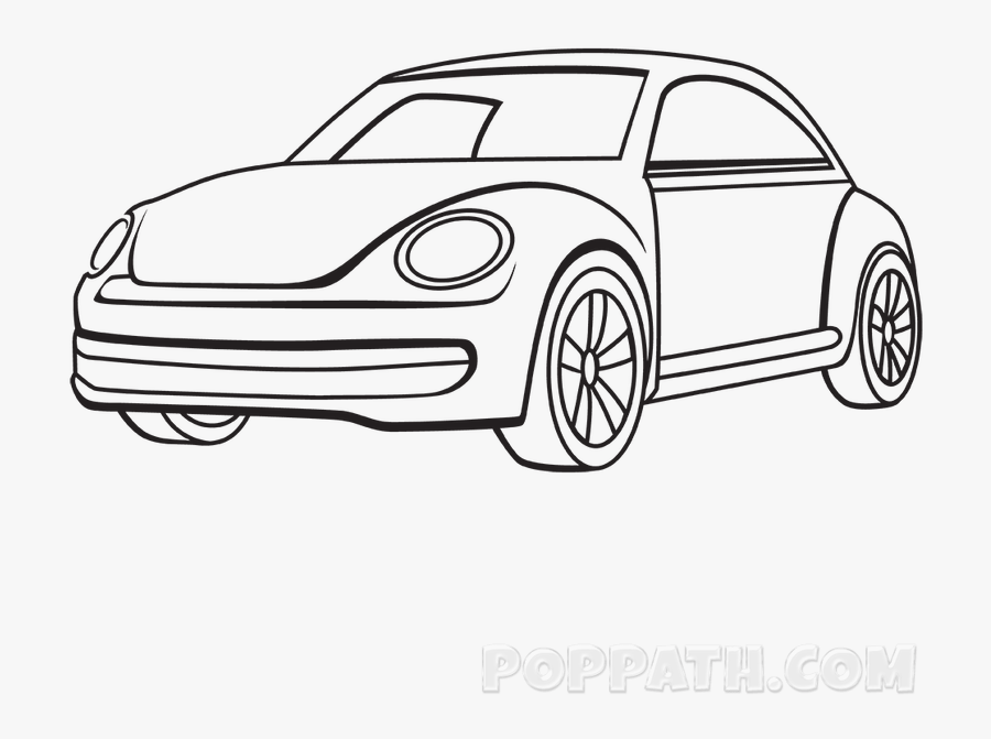 Collection Of Free Camaro Drawing Simple Download On - Car Drawing Images Download, Transparent Clipart