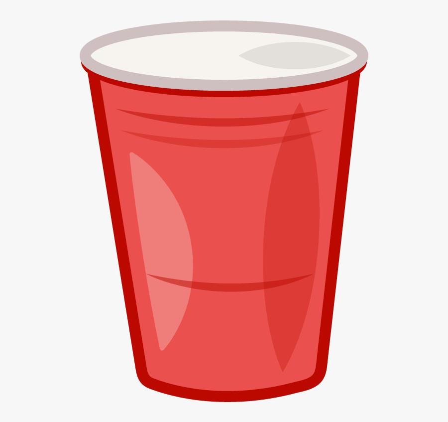Solo Cup Vector Png, Transparent Clipart