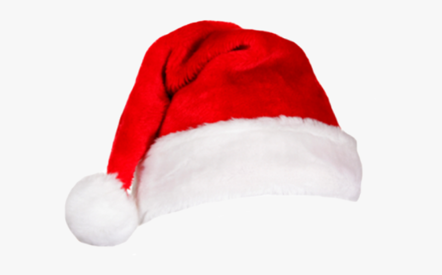 Transparent Santa Hat Clipart Free - Santa Claus Cap Png, Transparent Clipart
