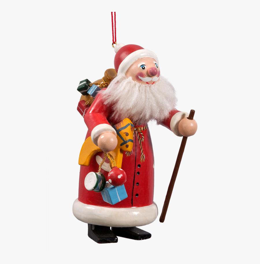 Transparent Santa And Mrs Claus Clipart - Santa Claus, Transparent Clipart