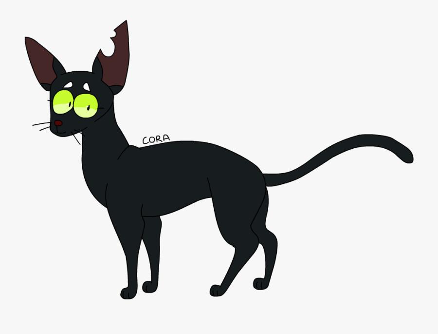 #cat #cats #erinhunter #medicinecat #warriorcats #warriors - Nifty Senpai Warrior Cat Designs, Transparent Clipart