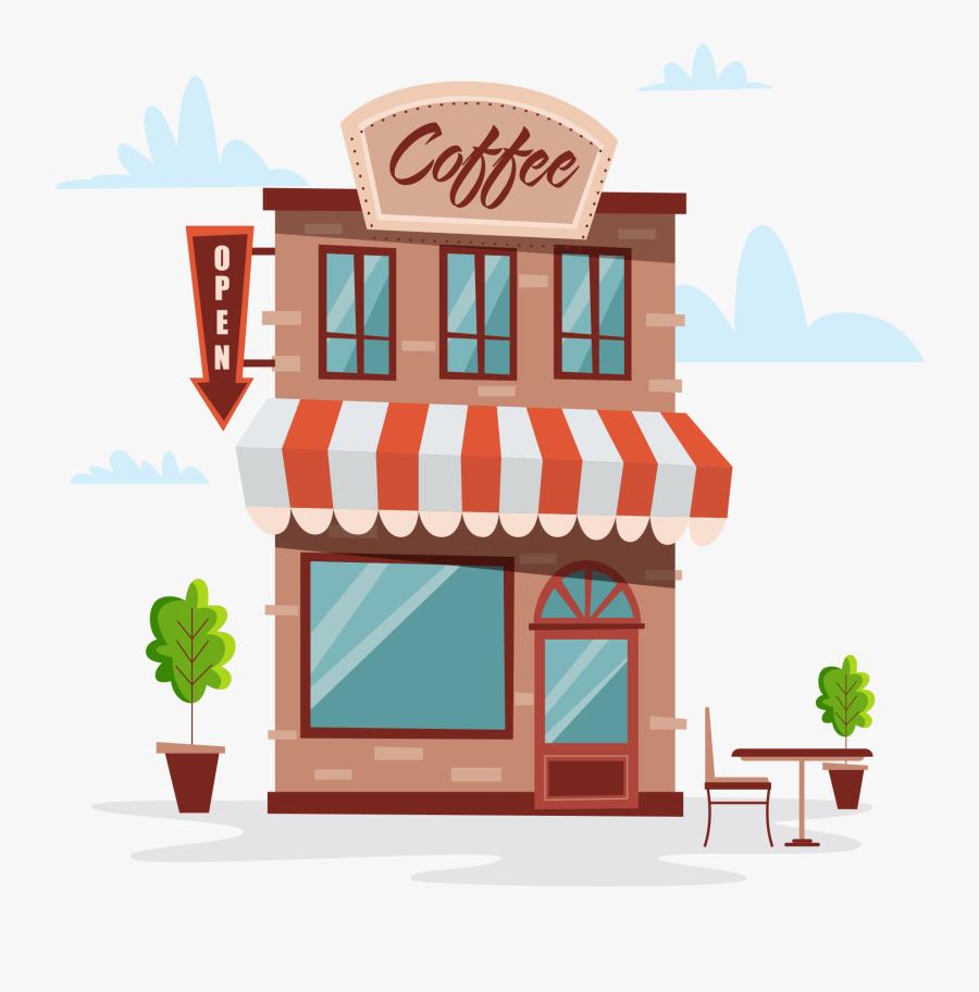 Clipart Restaurant Coffee Shop - List Coffee Shop Game, Transparent Clipart