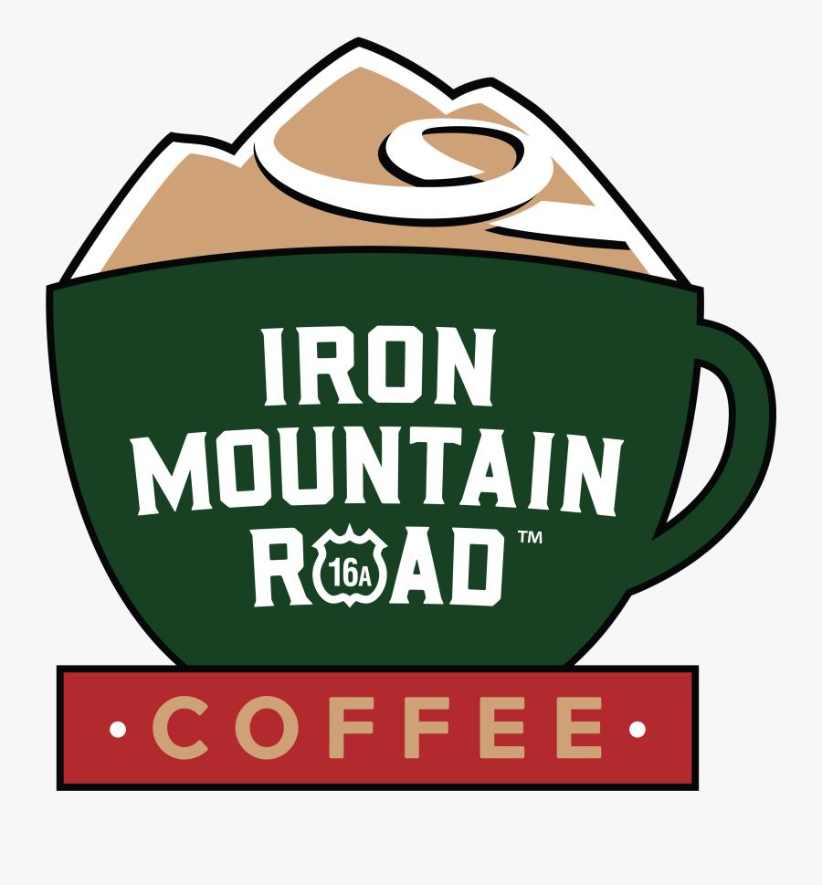 Café & Coffee Shop - Mountain Coffee Logo Png, Transparent Clipart