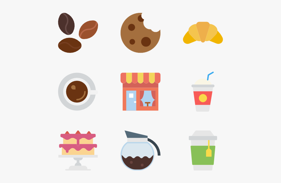 Coffee Shop - Cup Png Flaticon, Transparent Clipart