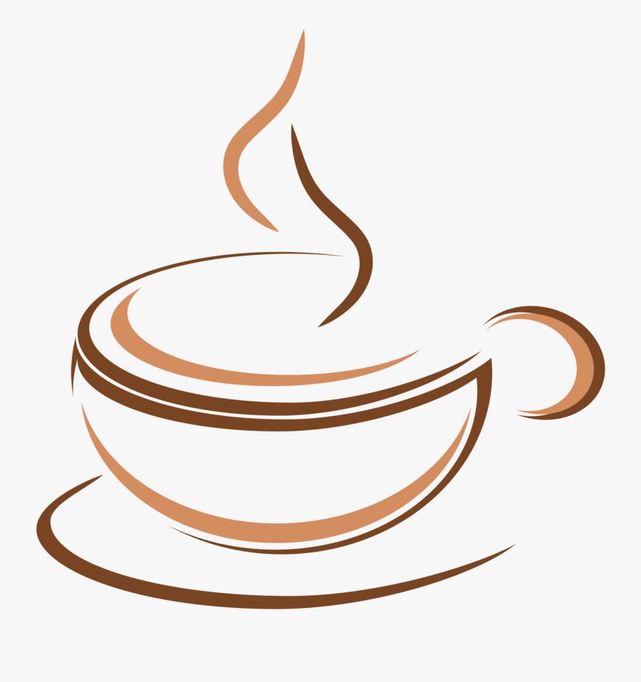 Coffee Design Creative Idea Logos - Coffee, Transparent Clipart