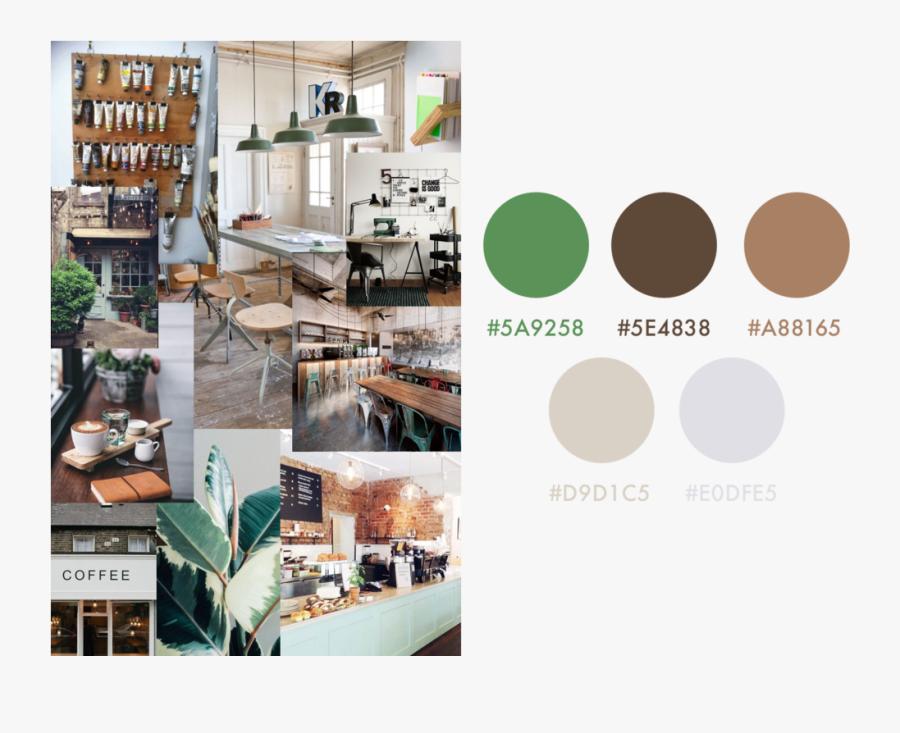 Transparent Coffee Shop Clipart - Coffee Shop Color Design, Transparent Clipart