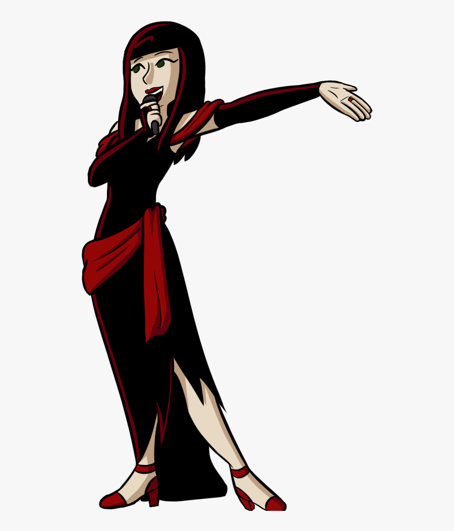 Thorn Hex Girl - Thorn Scooby Doo, Transparent Clipart