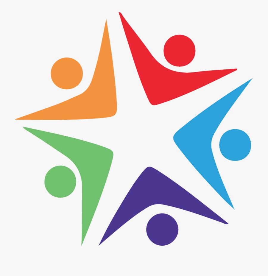 North Star Logo Large2 - North Star Lgbtq Community Center, Transparent Clipart